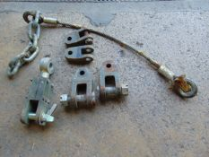 Recovery Adaptors and Equipment as used on Foden Recovery 6x6