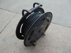 Power Cable Reel Assembly