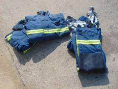 2 x Fire Fighter Tunics & 2 x Leggings