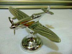 Aluminium Desk Top Spitfire