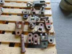 Various Recovery Adapters as used on Foden Recovery 6x6