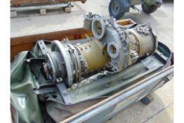 TURBOMECA TURMO III C4 TURBINE ENGINE
