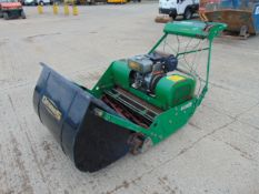 """2007 Dennis 36"""" Cylinder Mower Kubota Diesel Engine county council owned"""