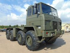 Foden 8x6 DROPS LHD Hook Loader ONLY 38,081Km!