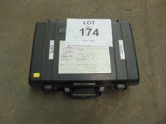 Garmin Twin Vehicle GPS kit in Peli Transit case c/w Leads instruction etc , from MoD