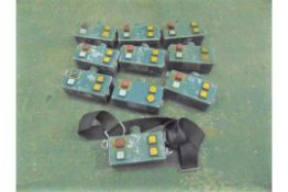 10 x WINCH CONTROL BOXES