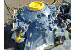LYNX HELICOPTER MAIN ROTOR GEARBOX MK 9A ASSEMBLY AS SHOWN PART N. 26LX/ 8145 -99-7504622