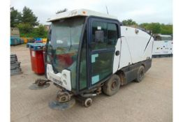 2011 Johnston 142A101T Road Sweeper