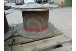 14mm 6x36 IWRC Wire Rope 65m Long