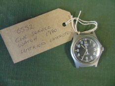 CWC W10 Service Watch
