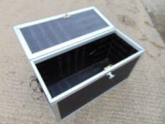 Secure Vehicle Storage Box 90 x 48 x 39 cms as shown