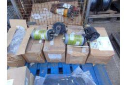 4x Brake Calliper Units as shown New and Unused