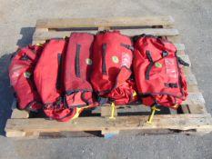 5 x SP Services Trauma Bags