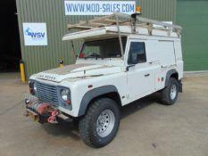 2007 Land Rover Defender 110 Puma hardtop 4x4 Utility vehicle