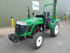 2016 Huaxia 404 4WD Compact Tractor