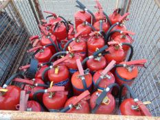 Approx. 50 Fire Extinguishers or Various Sizes