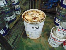1x 15 litre Drum of Envoy TF 500 Antifouling Paint
