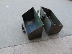 2 x JERRY CAN HOLDERS