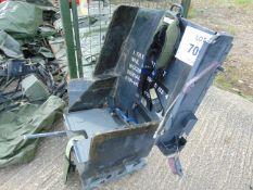 Lynx Pilots Seat as shown