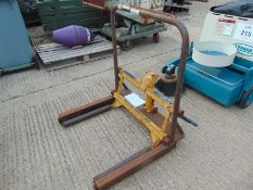 Wheel Force 500 Kg Wheel Lift from the MOD