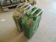 2 x Jerry Cans