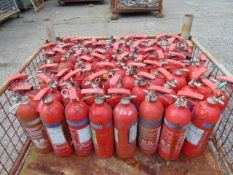 Approx. 60 Fire Extinguishers