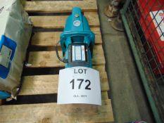 Unissued 220 Volt 1Hp water pump 3.5 m3 / 40m head