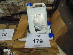 Q 5x 5 litres MoD Detergent Sanitizer as Shown
