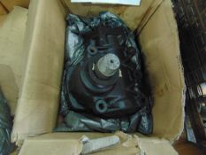 Steering Box as Shown New Unissued