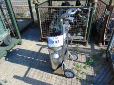 Stainless Steel Pressure Washer as Shown