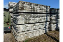 5 x AAR Mobility Systems HCU6/E Aircraft Cargo Loading Pallets