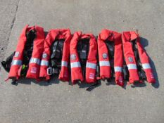 5 x Crewsaver Crewfit 275N Life Jackets