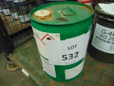 1X 20 LITRES DRUM OF CASTROL CALIBRATION OIL