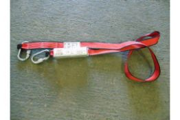 2m JSP lanyard with fall arrester