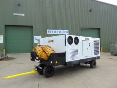 HOBART MODEL DAC 321 MOBILE AIRCRAFT AIRCONDITION/ HEATER UNIT
