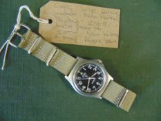 Afghan Issue CWC W10 Service Watch