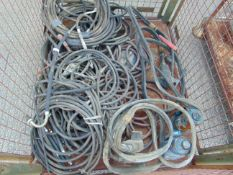 Pallet of Various Airlines, Hoses, 20t Jacks, TPG's and Slave Leads.