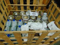 1x Pallet of Various Paints, Sealants, Cleaners, Adhesive etc