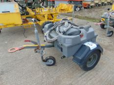 Aircraft Battery Electrical Starter Trolley c/w Batteries with Cables, From RAF