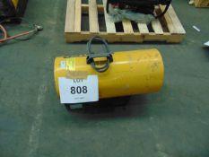 Master Workshop Heater as Shown