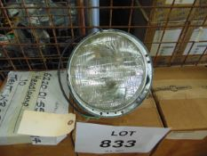 10x new Unissued 24 Volt Light Units as Shown New Unissued