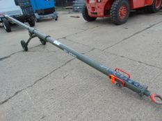 UNIVERSAL AIRCRAFT TOW BAR WITH FITTINGS FROM RAF