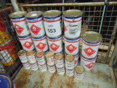 14x 5 litre Tins of International Interguard 5000 2 pack Grey tar free Primer