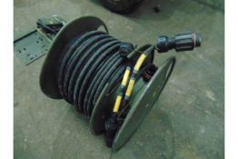 Unissued 50 M Heavy Duty Generator Cable on Reel
