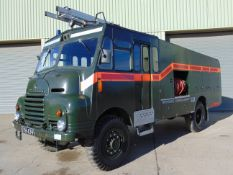 Bedford Green Goddess Fire Engine