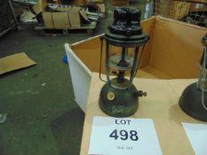 British Army Paraffin M320 Tilley Lamp