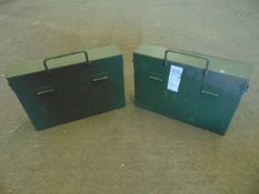 2 x Unissued Secure Document Holders