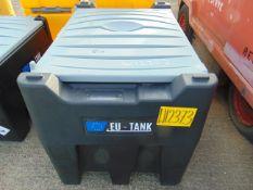 2021 Emiliani Serbatol 440 litre fuel tank c/w 12 volt pump hose etc New & Unused