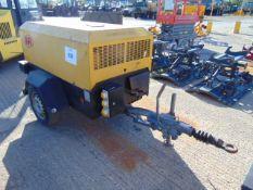 Doosan Ingersoll Rand Trailed Compressor Generator ONLY 1062 HOURS!