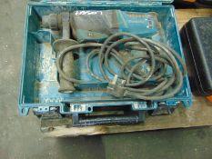 Makita Heavy Duty Hammer Drill as shown in case